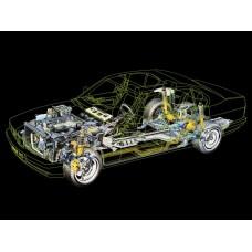 Сборник Книг на CD по Устройству Сложных Современных Автомобильных Систем, Профессиональному Авто, Моторемонту и Вождению