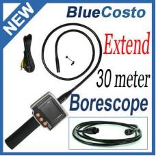Профессиональный цифровой бороскоп 5.5 mm с LCD- монитором