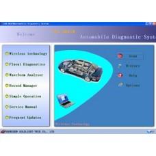 Cистемный мультимарочный сканер X-car 431