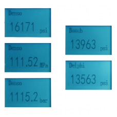 Цифровой тестер давления систем Common Rail