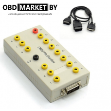 Универсальный распиновщик OBD Pinout BOX.