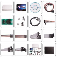 K-TAG  ECU Master (Red)