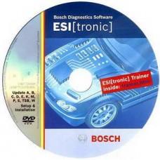 Оригинальный каталог з.ч Bosh ESI Tronic 2015.2