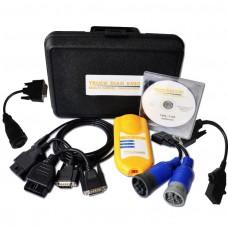 Мультимарочный грузовой сканер Truck Diag King-Multi Diesel Diagnosis Interface USB Link