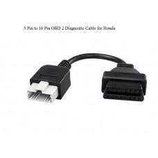Адаптер(Переходник) OBD2-Honda 5 pin