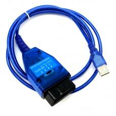 VAG 409 +FiatEcuScan универсальный USB KKL-адаптер
