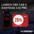 АКЦИЯ! Launch DBS Car 5 (EasyDiag 3.0) PRO