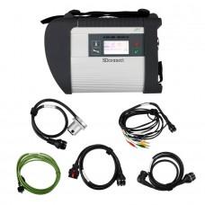 Дилерский сканер Mercedes Benz SD Connect 4