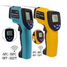 Цифровые инфракрасные лазерные термометры(пирометры) DTBird