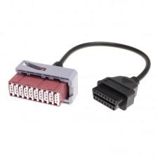 Адаптер OBD2- PSA 30 pin