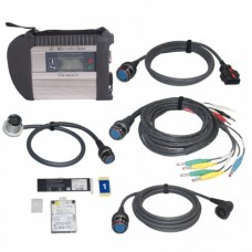 Mercedes Benz SD Connect 4 with DOIP
